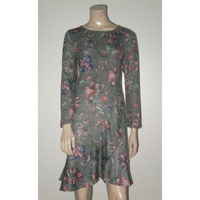 vestido-con-volante-falda-ruth 1814090 XXL